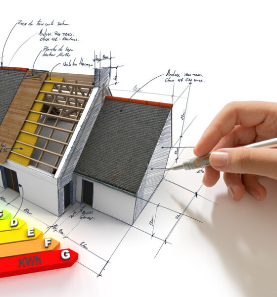 building energy efficient homes