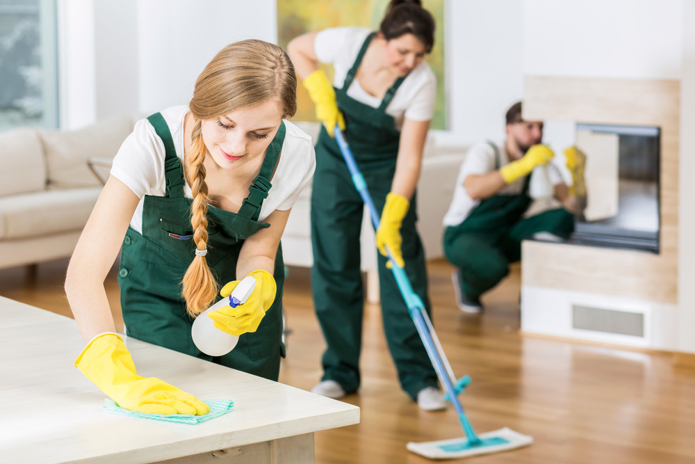 Here Is Why You Should Hire A Professional House Cleaning Service ...