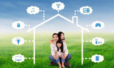 smart homes for green living
