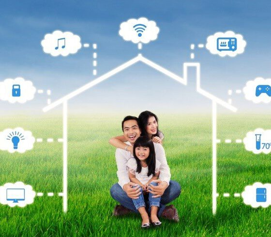 smart homes for green living