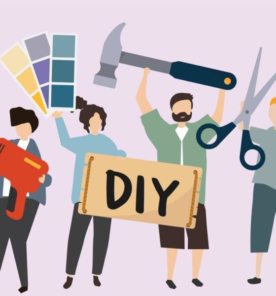 DIY projects for your home