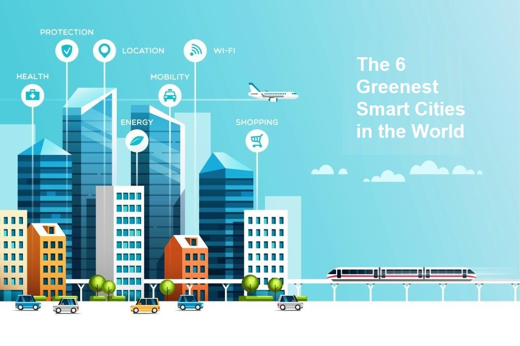 list of smart cities