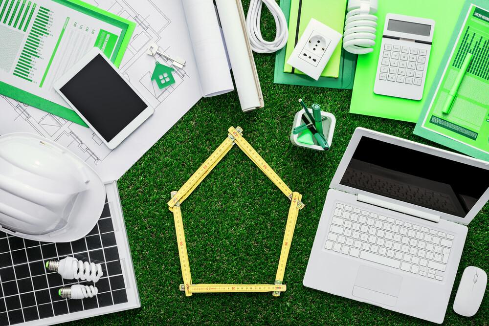 eco-friendly construction sites