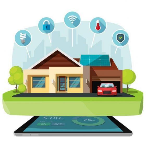 green smart homes