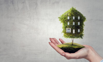 green home to lower carbon footprint