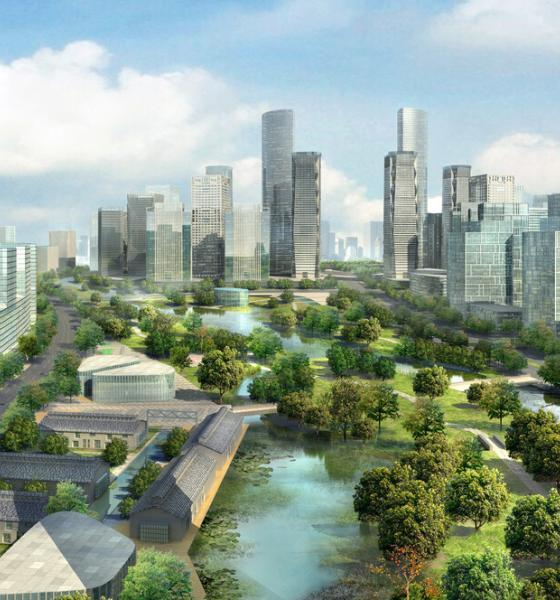 green buildings affect on real estate