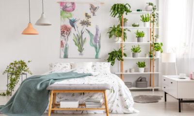 eco-friendly bedroom designs