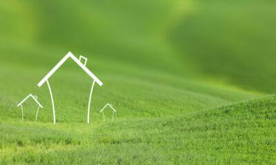 eco friendly custom home ideas