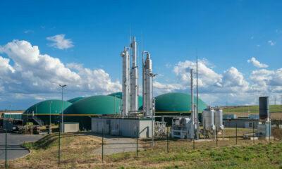 biogas generation in green buildings