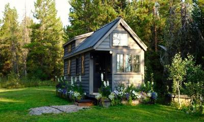 keeping belongings safe in a tiny house